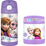 Disney Frozen Thermos Funtainer Bottle & Food Jar Set