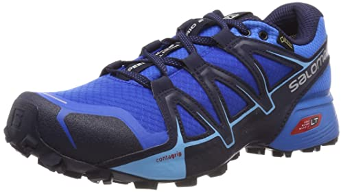 Navy Salomon Speedcross Vario 2 Gtx® Trail Running Shoes