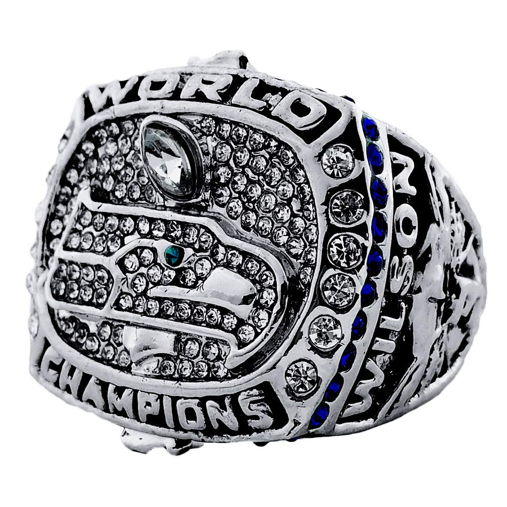 Amazon Com Sbcring Seattle Seahawks Super Bowl Rings Nfl