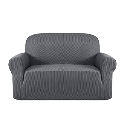 Amazon.com: Stretch Sofa Slip Cover T and Box Cushion, Couch Covers ...