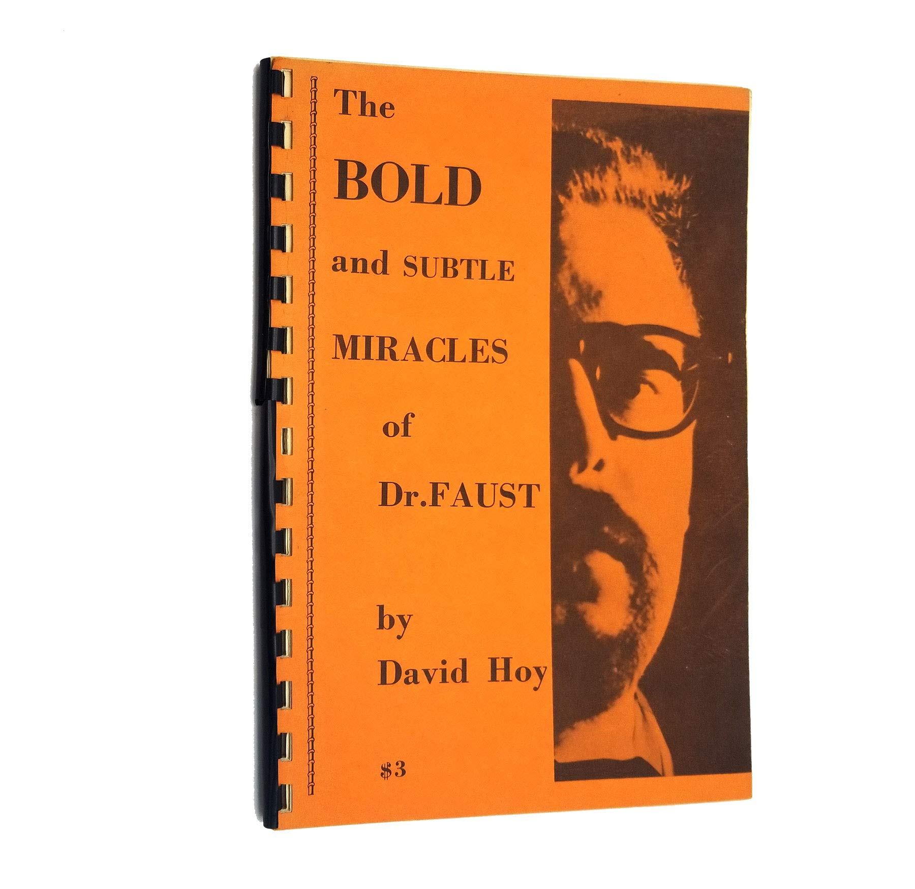 21b185b7116 The Bold and Subtle Miracles of Dr. Faust: David Hoy: Amazon.com: Books