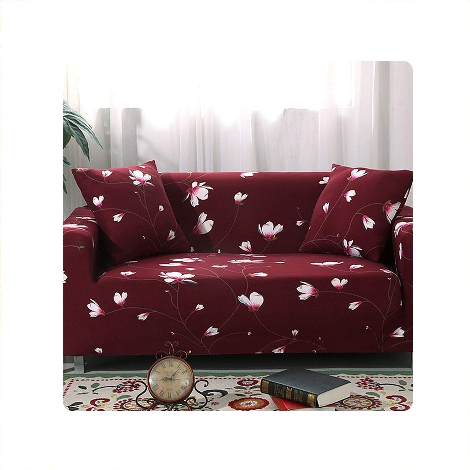 Amazon.com: Holiday-Online-Store Elegant Modern Sofa Cover ...