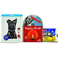 Isle of Dogs (Steelbook) + Marmaduke - 2 English Movies (2 Blu-ray bundle offer)