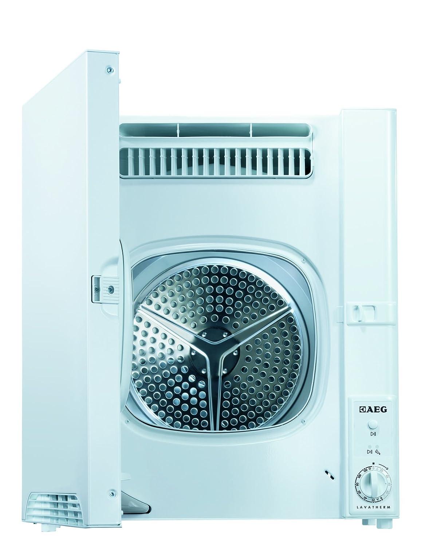 AEG TC - Secadora (Integrado, Front-load, Condensación, 4 kg, B ...
