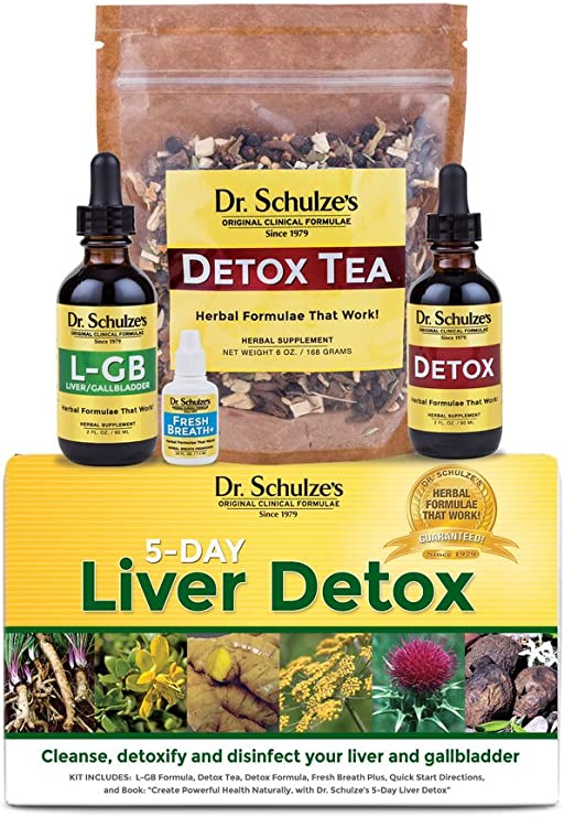 gallbladder and liver cleanse on keto diet