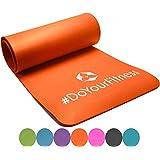 Tappetino da ginnastica »Yogini« / spesso e morbido, ideale per pilates, ginnastica e yoga, dimensioni: 183 x 61 x 1 cm / disponibile in tanti colori