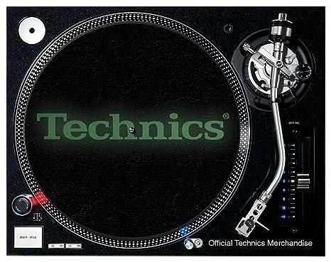 Technics Slipmat MGLOW Tocadiscos: Amazon.es: Instrumentos ...