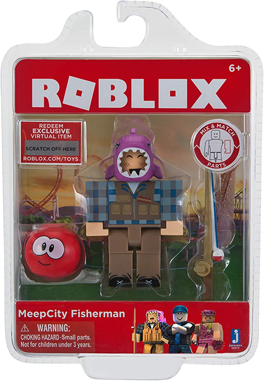 Roblox 10715/Meepcity p/êcheur Figure