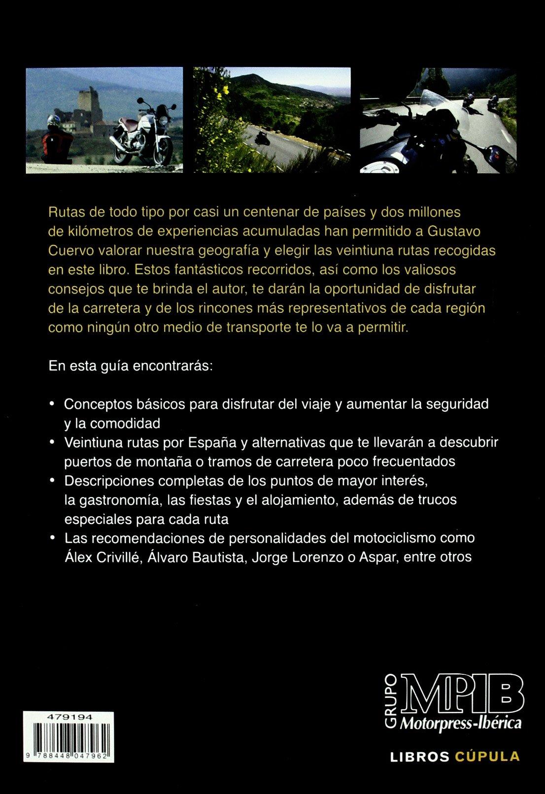 España en moto (Motor): Amazon.es: Cuervo, Gustavo: Libros