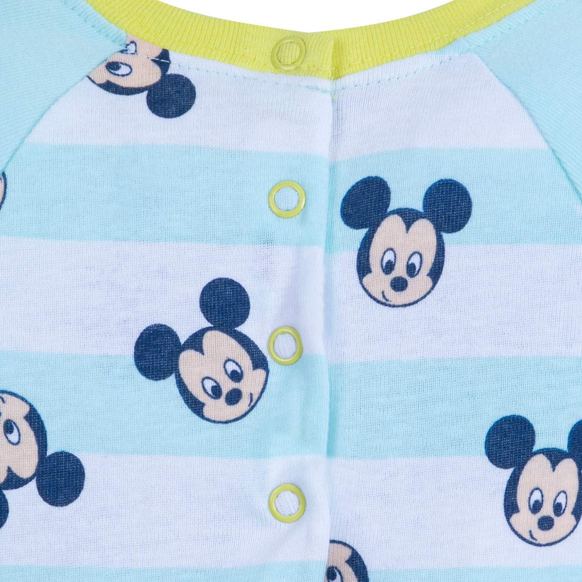 Disney Mickey Mouse Stretchie for Baby Size 9-12 MO Multi