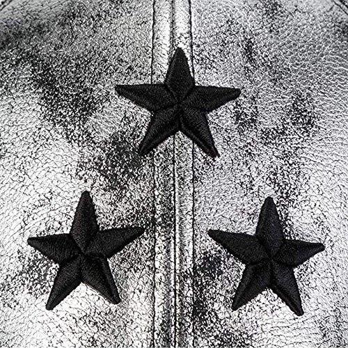 Casual Gorra Verano Hop Unisex Gorras Diseño Estrellas Ajustable Para Reflectante Hombres Cuero Hip De mznwpm Mujeres De Sport Sombreros Cinco 2018 v7xAFvadq