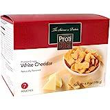 Proti Diet White Cheddar Protein Crisps (7 Pouches) 8.2 oz