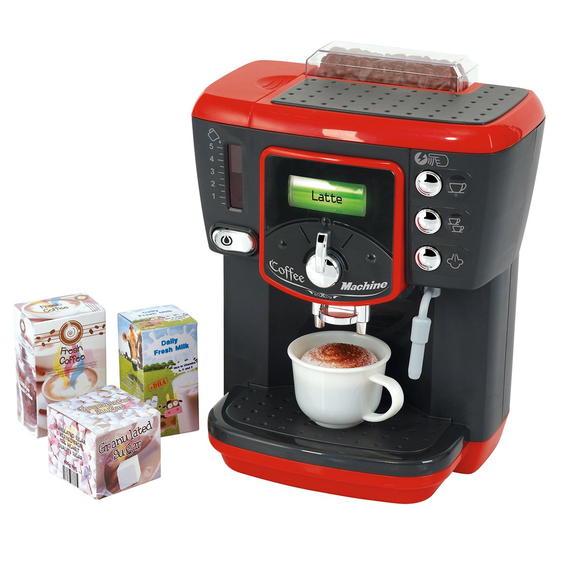 Playgo Kinder Kaffeemaschine