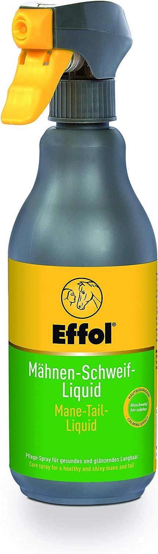 Effol Mane and Tail Líquido, Unisex Adulto, Verde, 500 ml