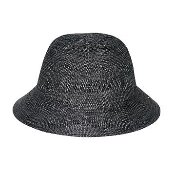 072f69cff77dc0 Rigon Headwear Women's Bucket Uv Hat, Black, Medium/Large: Amazon.co ...