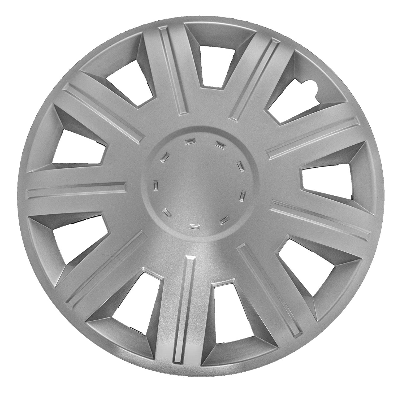 UKB4C 4 x NEX Wheel Trims Hub Caps 14 Covers fits Citroen C1 C2 C3 C4 Saxo