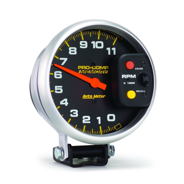 new auto meter 6811 pro-comp memory tachometer