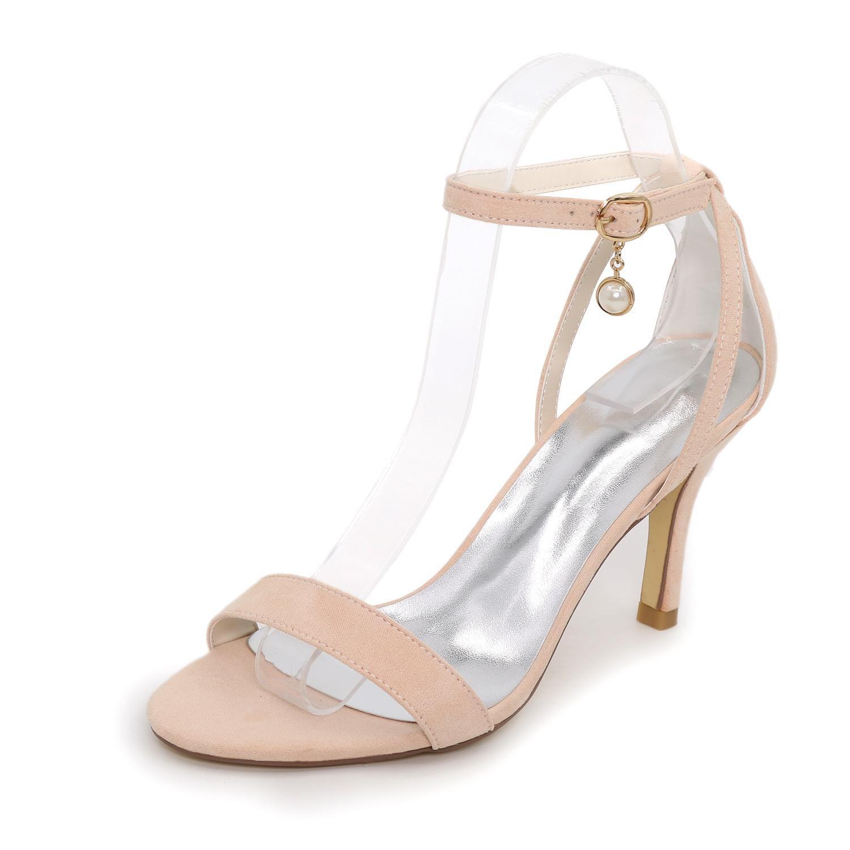 L@YC Talons Hauts Femmes des Femmes Silk Peeps Peeps Toe des Sandals Mariage/FêTe Et Plus De Couleurs Disponibles La Nuit Champagne 280bc93 - jessicalock.space