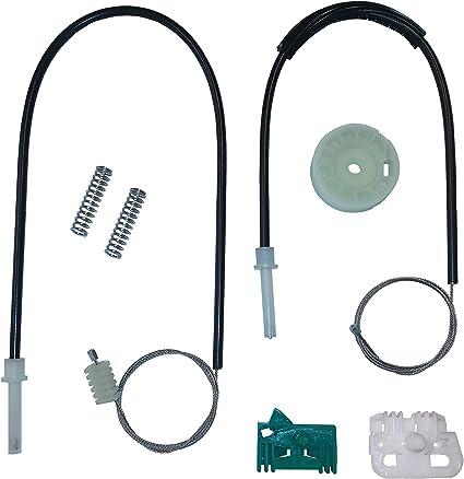 Twowinds 9221Q2 Kit de reparaci/ón de elevalunas el/éctrico Delantero Izquierdo 607