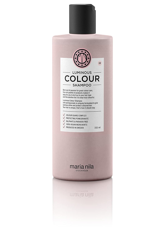 Maria Nila Luminous Colour Shampoo,1er Pack (1 x 350 ml)