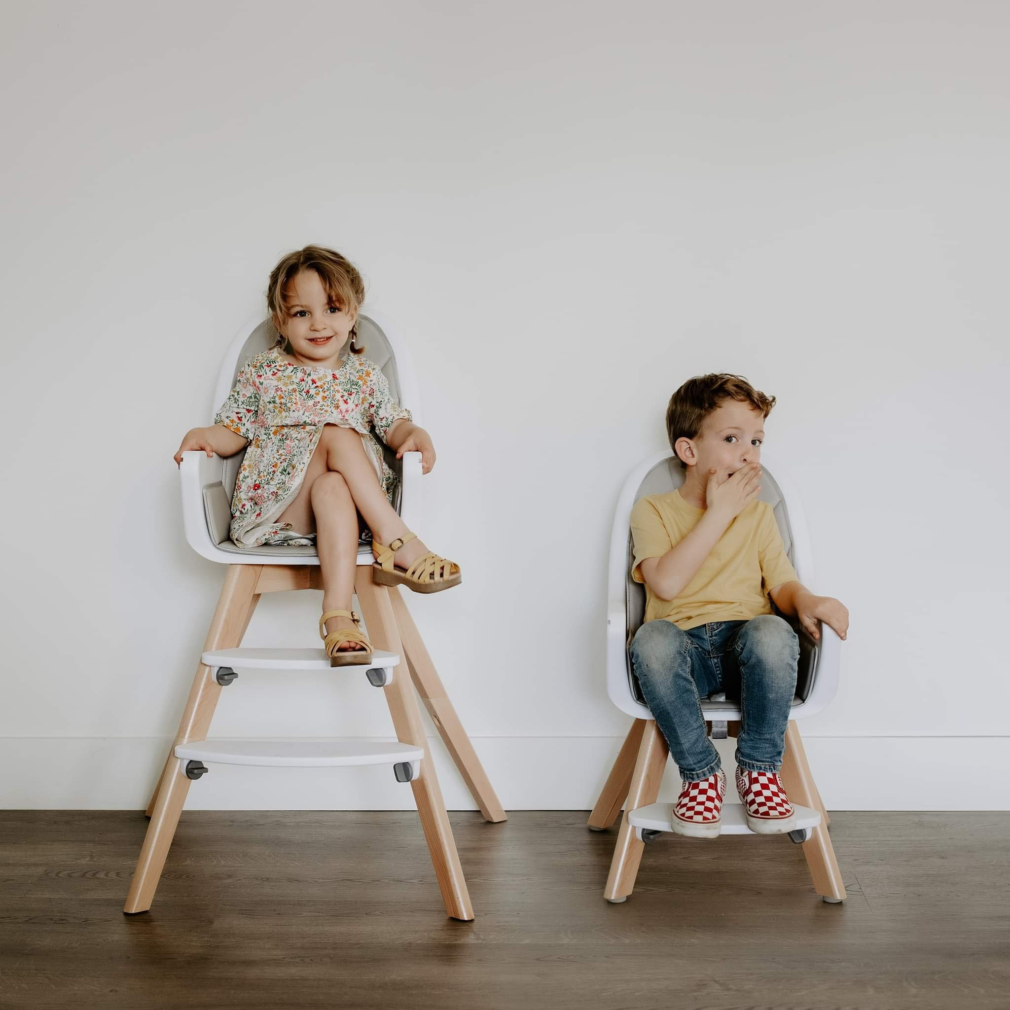 Seedling 2 Modern High Chair by Be Mindful