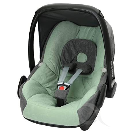 stroller head hugger support fit Maxi black Cosi Pebble Infant \ Baby \ Toddler car seat