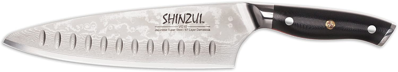 Ergo Chef SHINZUI Chefs Knife 8 Inch
