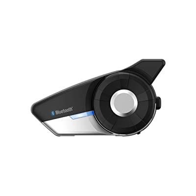 SENA 20S-EVO-01 Motorcycle Bluetooth Communication System: Automotive