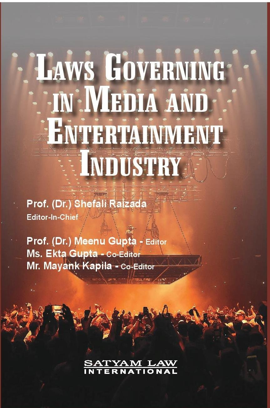 Laws Governing In Media and Entertainment Industry PDF