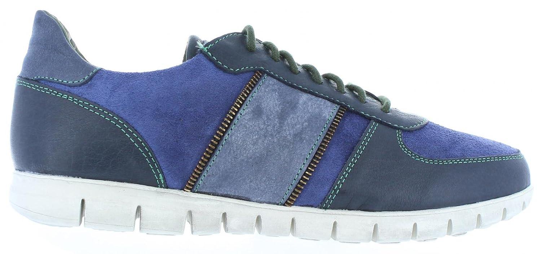 Slowwalk 10009pf Chaussures Hommes Taille 40 Bleu Marine En Daim Bufalo payer avec visa parcourir à vendre de nouveaux styles Pré-commander braderie en ligne YS8BOpy