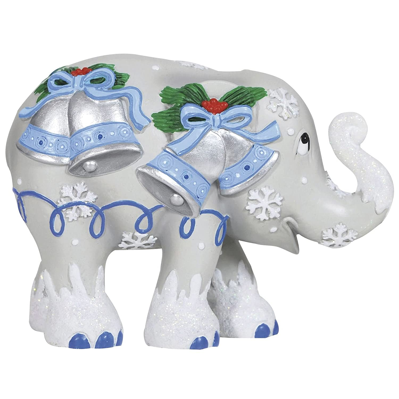 Elefant Parade Limited Edition Replica Elefant – Schneeflocken (10 cm)