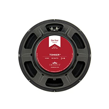 Amazon.com: Eminence Redcoat Guitar The Tonker 12