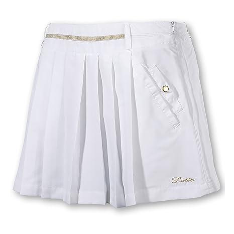 Lotto Falda De Deporte + Pantalones Charlotte, Mujer, white ...