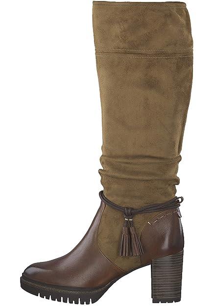 Tamaris Bottes Hautes Femme Sacs Chaussures 25551 21 Et ffwqvAWOxg