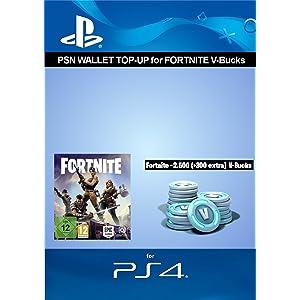 PSN credit for Fortnite - 1 000 V-Bucks DLC PS4 Download