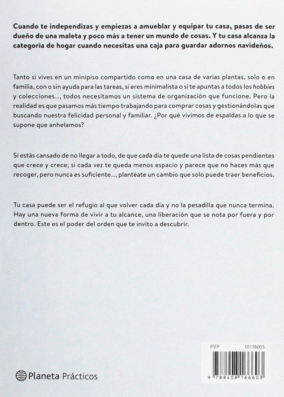 El poder del orden : una terapia contra el caos: María Gallay: 9788408166603: Amazon.com: Books