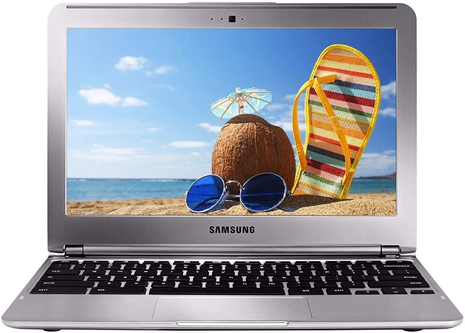Samsung XE303C12-A01US Samsung Exynos 5250 X2 1.7GHz 2GB 16GB SSD 11.6in,Silver(Renewed)