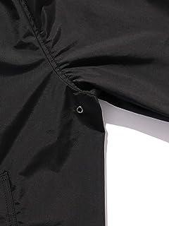 3 Layer Raglan Coat 91-19-0043-803: Black