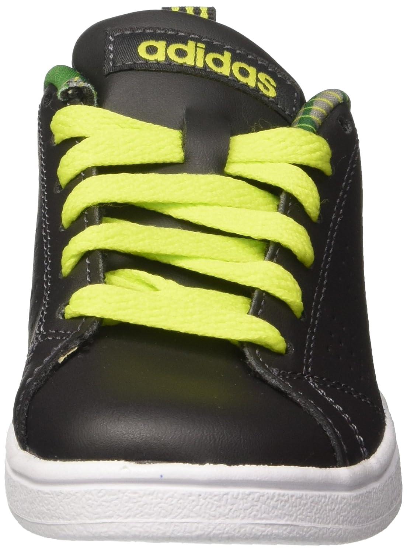 finest selection 7eddc 4168c Adidas Vs Advantage Negro Cl K, Adidas Zapatillas de Deporte K, Unisex Niños  Negro (NegutiNegutiVeruni) 78cb05f. Material exterior Sintético