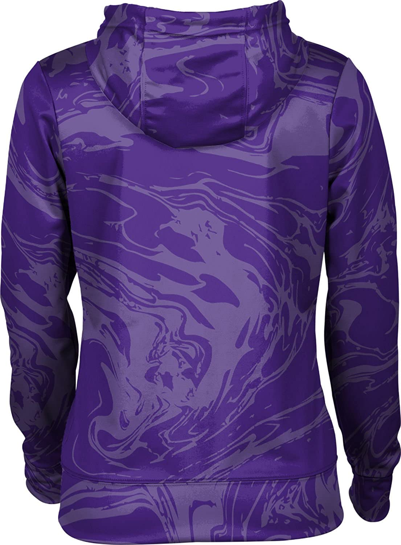 Ripple ProSphere Florida Southwestern State College Girls Zipper Hoodie School Spirit Sweatshirt