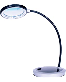 Lightcraft Table Magnifier Lamp: Amazon.co.uk: Health & Personal Care