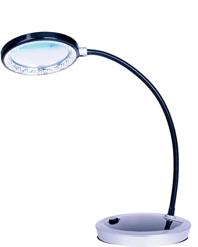 Magnifying Craft Table Lamps Crafting