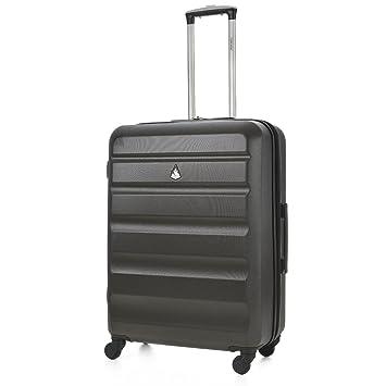 Aerolite Medium Super Lightweight ABS Hard Shell Travel Hold Check ...