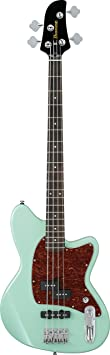 Ibanez Talman TMB100 MGR 2015 Mint Green Electric Bass Guitar
