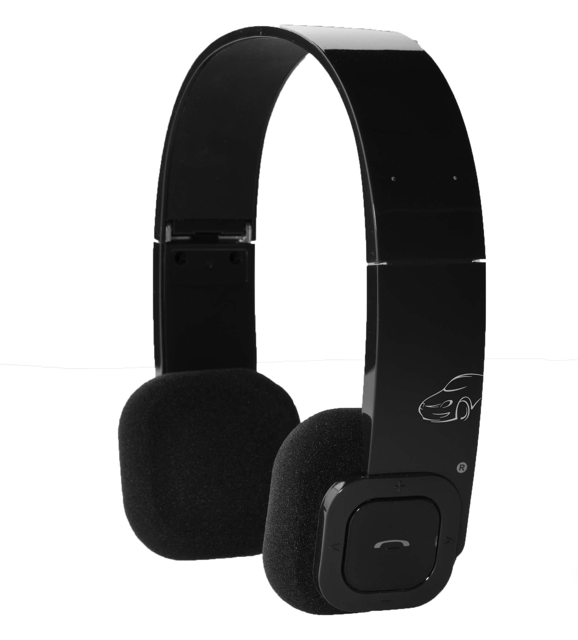 Exonic AI-304 inCarBite Wireless Bluetooth Headphones with Built-in Mic for iPad, iPhone, Laptop, Android, Devices with Bluetooth Paring (Discontinued by Manufacturer)