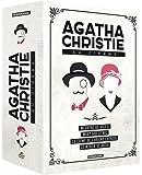 Agatha Christie - Coffret - Le miroir se brisa + Meurtre au soleil + Mort sur le Nil + Le crime de l'Orient Express [Francia] [DVD]