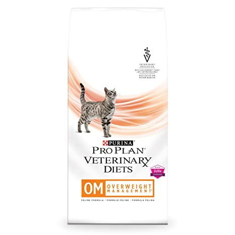 Purina Pro Plan Veterinary Diets OM OM Overweight Management Adult Dry Food - (1) 6 lb. Bag