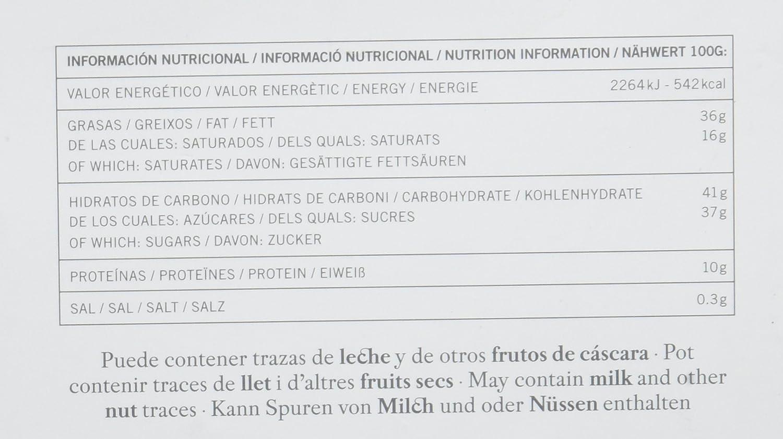 Simón Coll - Tableta de chocolate (50% cacao con almendras) - 1 tableta de 200 gr.: Amazon.es: Alimentación y bebidas