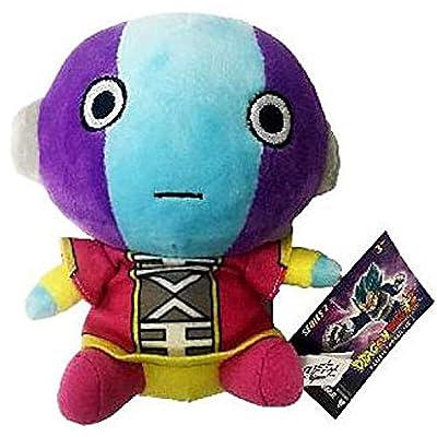 Dragon Ball Super Series 2 Zeno 6-Inch Plush: Toys & Games