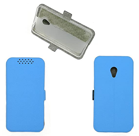 Case for Vodafone Smart Turbo 7 Case Cover Lake blue